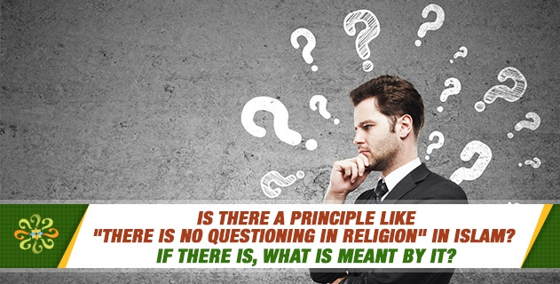 Is there a principle like