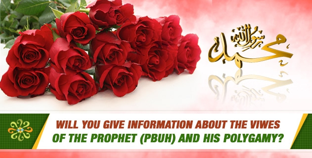 Will you give information about the viwes of the prophet