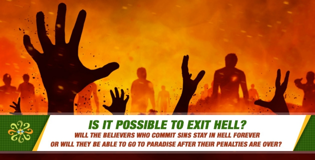Is it possible to exit Hell?