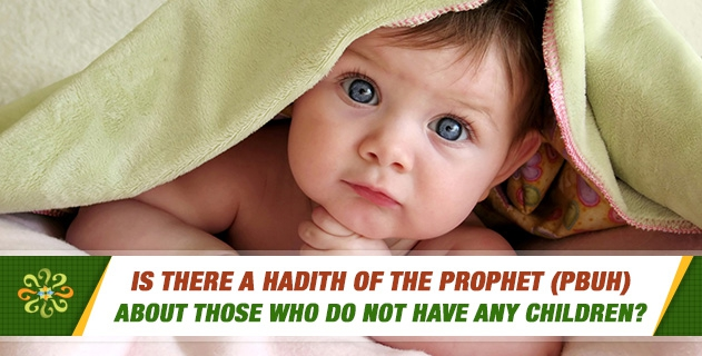 Is there a hadith of the Prophet (pbuh) about those who do