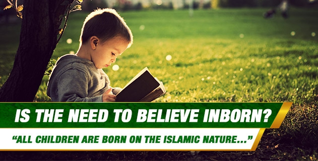 Is the need to believe inborn?
