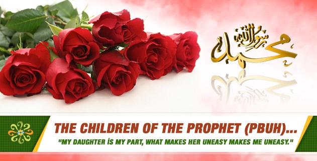 Will you give information about the children of the Prophet (pbuh)?