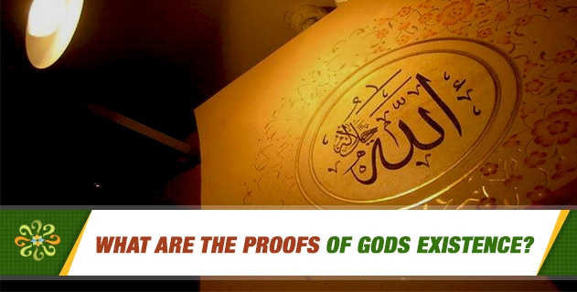 What are the proofs of Gods existence?