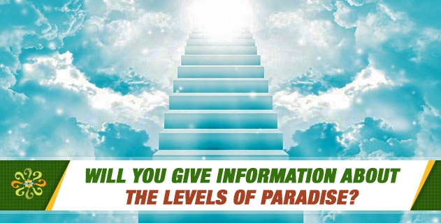 Will you give information about the levels of Paradise?